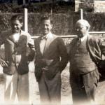 Jan, Jaroslav and Adolf Stránský