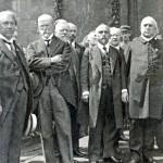 První Československá vláda, Adolf S. třetí zprava